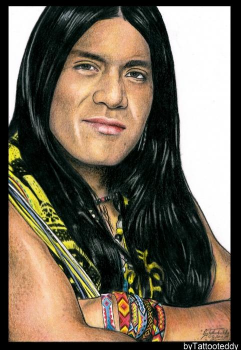 Leo Rojas by Tattooteddy